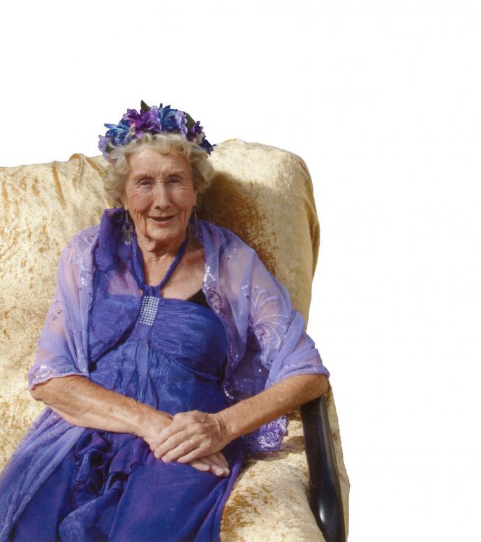 Honouring the Warrior Queen of Organics