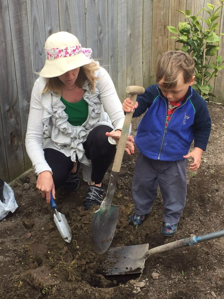 Project Gro 2015 – TERRACE END PLAYCENTRE – PALMERSTON NORTH