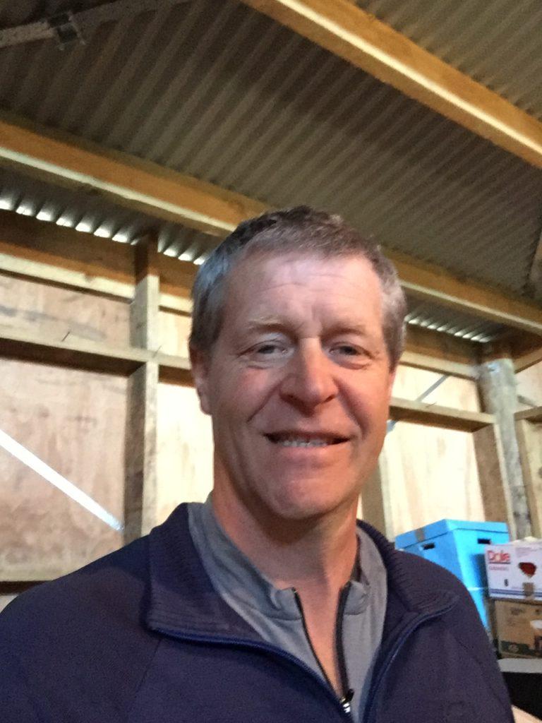 Organic farmer new chair of Soil & Health